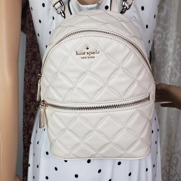 Kate spade Natalia convert Mini backpack
